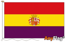 SPAIN 1931 1939 ANYFLAG RANGE - VARIOUS SIZES